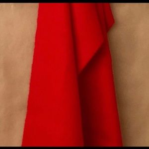 Brooks Brothers Accessories - New Brooks Brothers Red Scarf 100% Lambswool